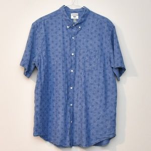 Old Navy Casual Button Down Shirt XL